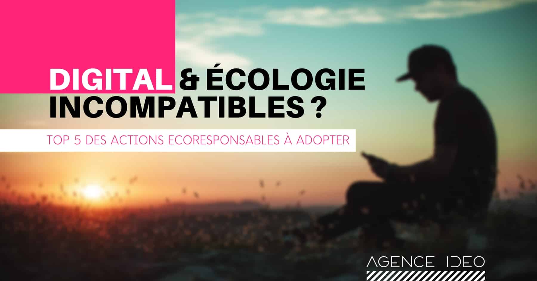 image top5 des actions écoresponsables